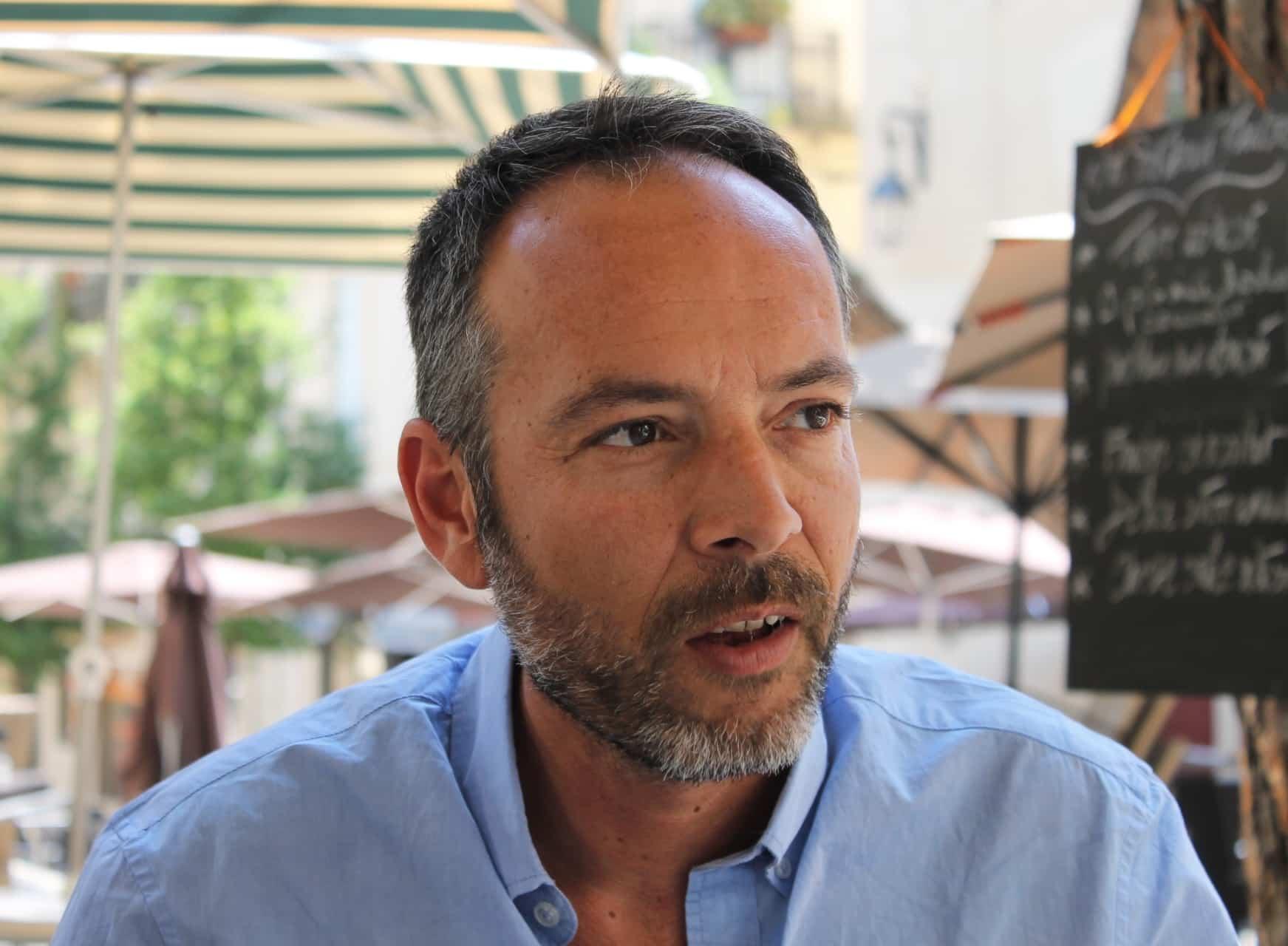 Interview : Olivier Berlion passe du Juge Renaud aux Arts et à Luciano