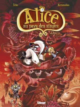 Alice au pays des singes