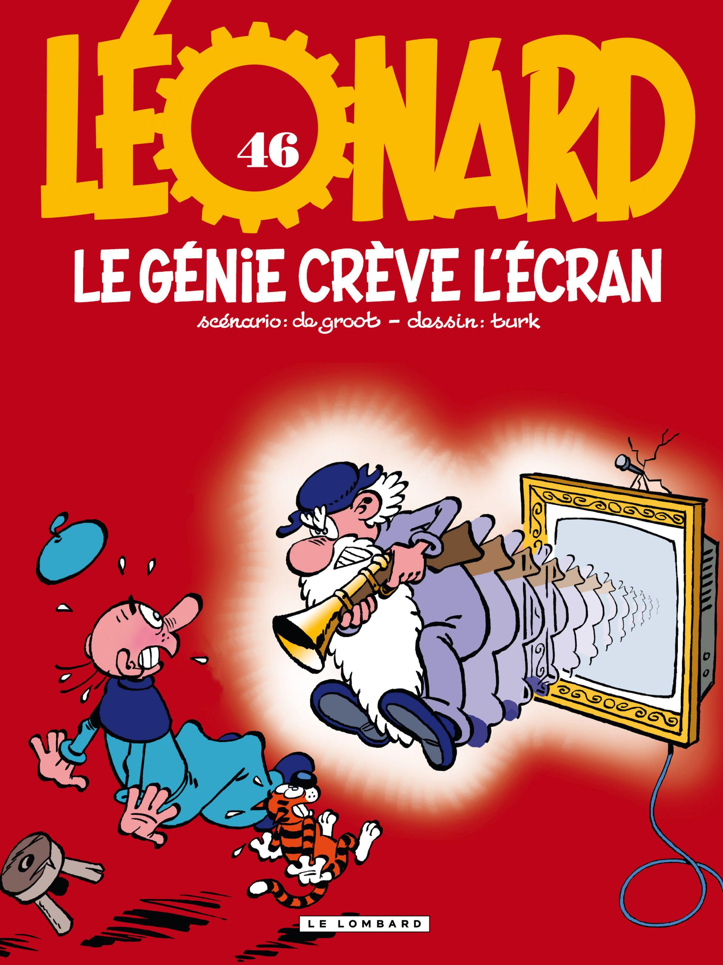 Léonard T46, en relief et en vidéo