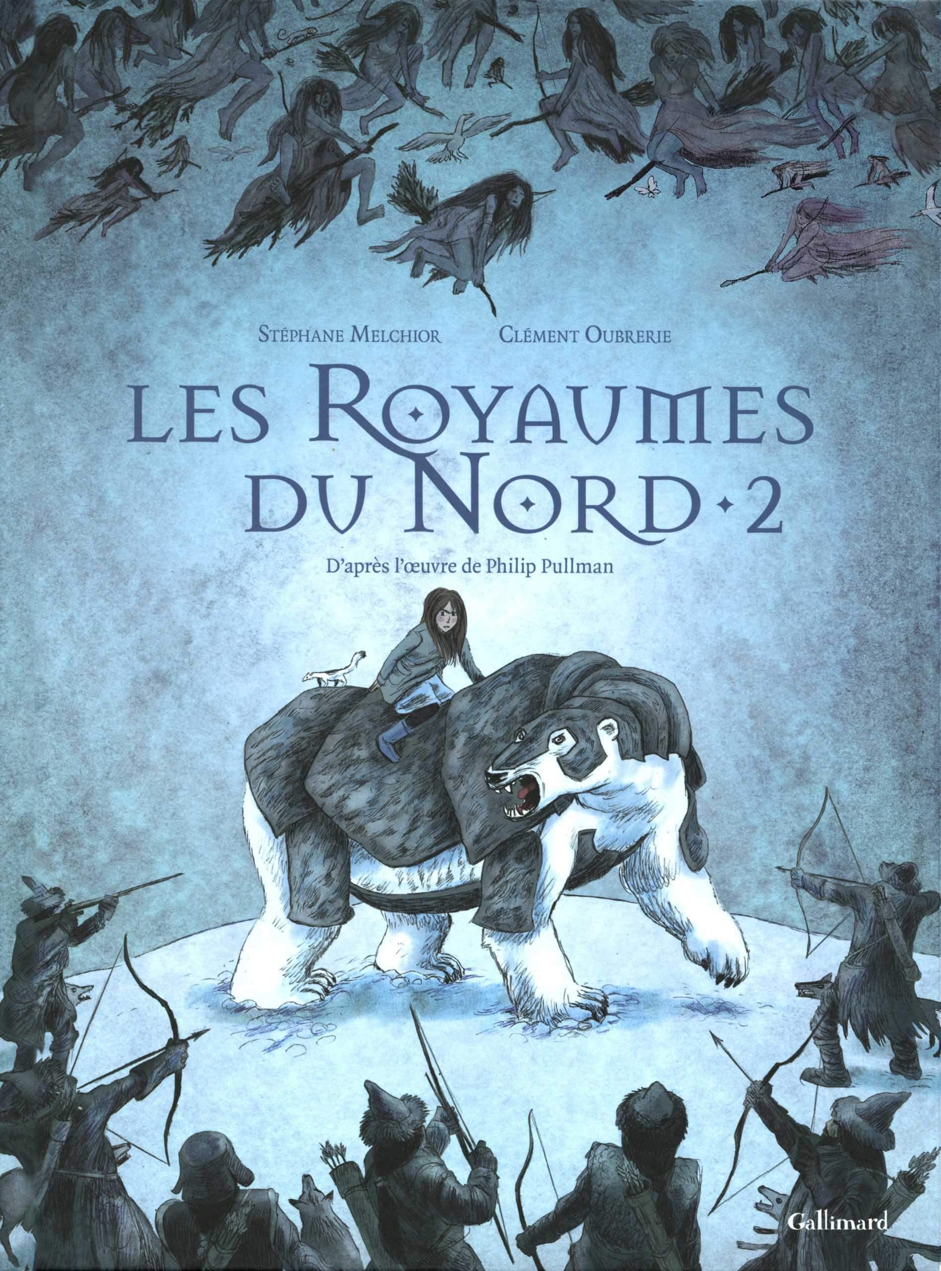 Les Royaumes du Nord T2, un ours en armure