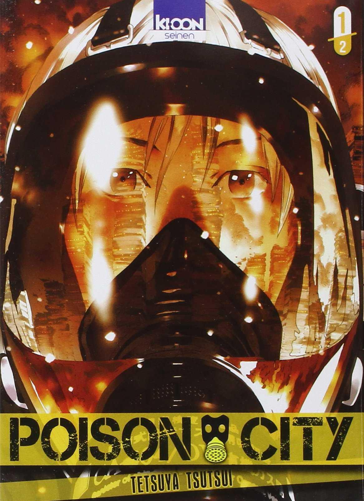 Poison City reçoit le Prix Asie d'ACBD 2015