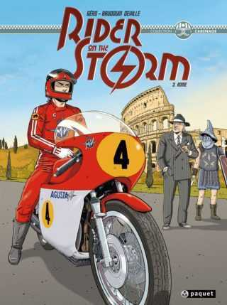 Rider on the storm T3, voir Rome et mourir