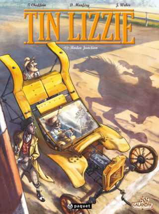 Tin Lizzie T2, le bonheur au bout de la course