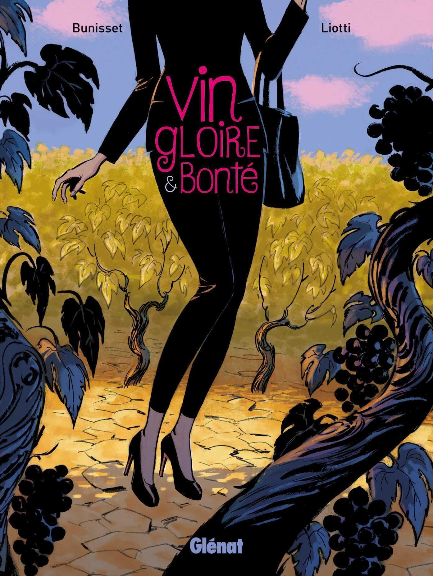 Vin, gloire et bonté, une histoire de châteaux à tester pour Annabelle