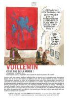 Vuillemin s'expose en septembre galerie Huberty-Breyne à Paris