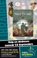 Planètes Interdites à Montpellier, Valp en dédicace le 26 septembre