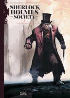 Sherlock Holmes Society T2, bonjour Mr Hyde