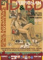 Perpignan associe BD et disque les 26 et 27 septembre avec Juillard, Liberatore, Cestac, Loustal