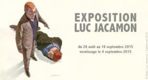 Exposition Luc Jacamon