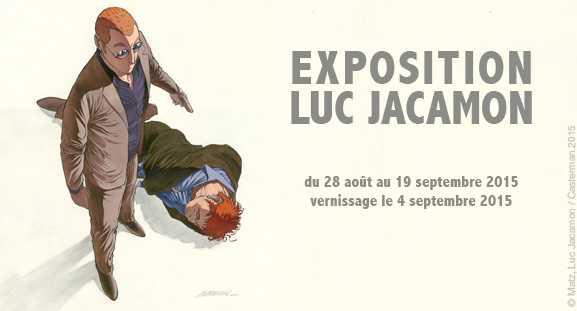 Jacamon expose Le Tueur chez Maghen à Paris à partir du 28 août