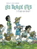 Les Beaux étés, Zidrou au scénario et Jordi Lafebre en dédicace le 26 septembre chez Azimuts à Montpellier