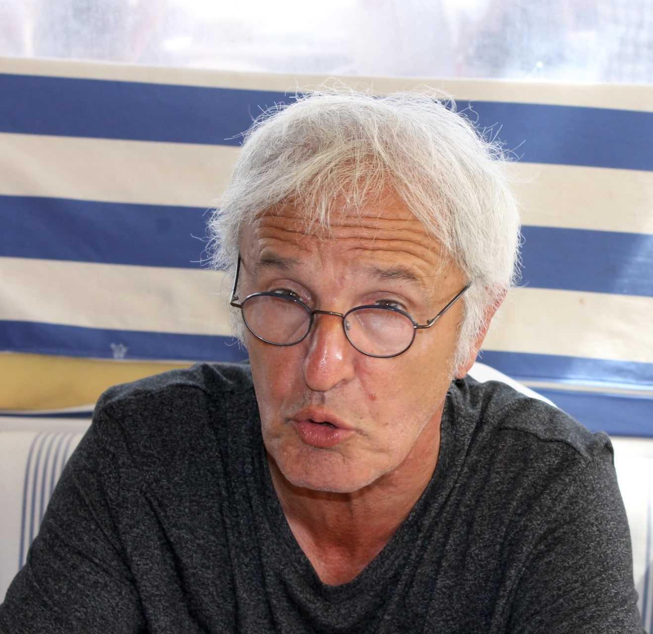 """Interview : Jean-Pierre Gibrat, l'auteur de Mattéo, est """"un pessimiste sifflotant"""""""