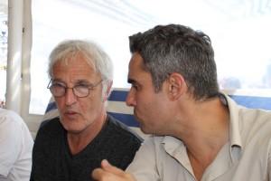 Jean-Pierre Gibrat et Jean-Michel Arroyo