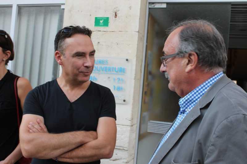Jim et Jacques Martinier