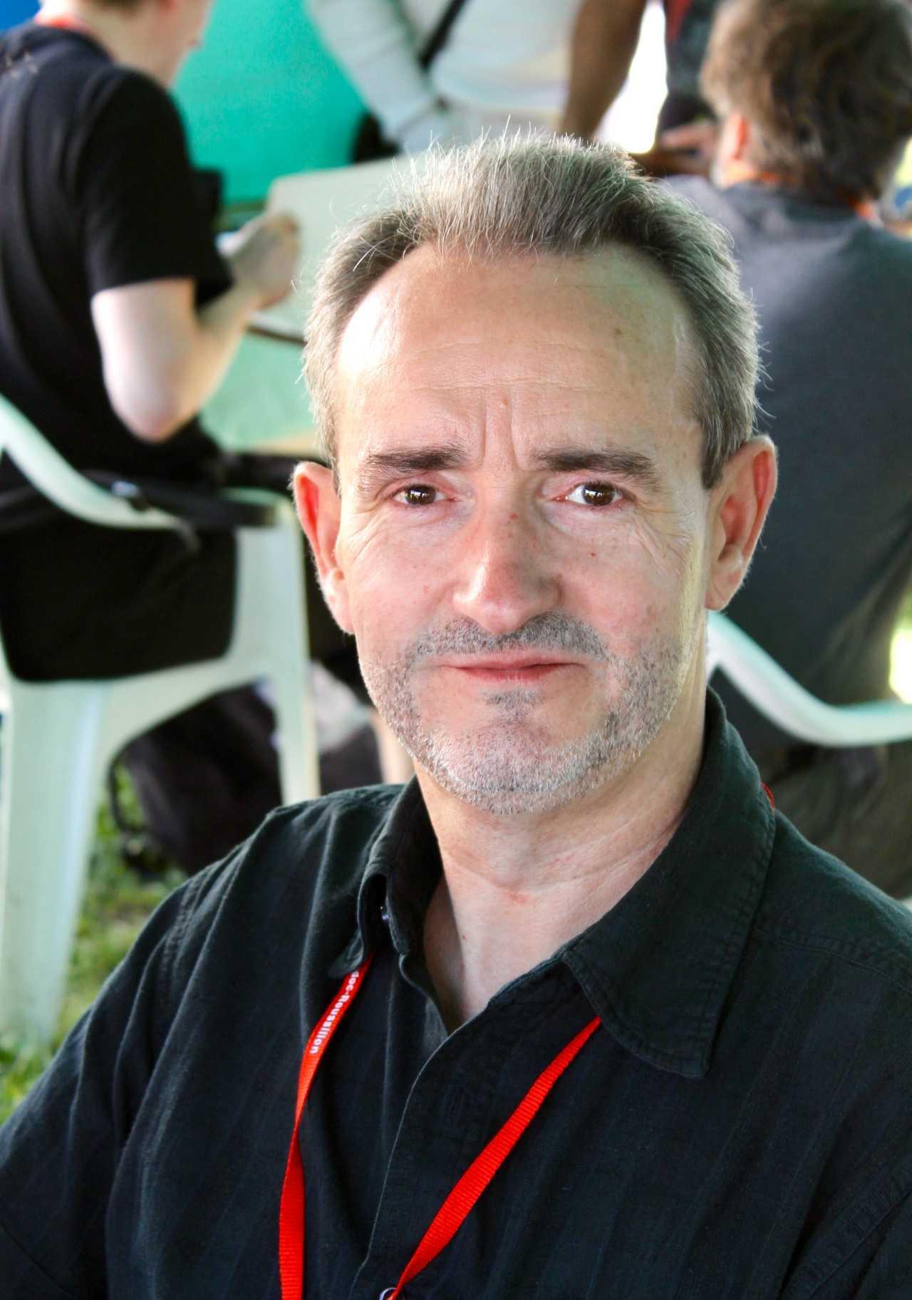 Hugues Labiano, de Black Op à la suite de L'Étoile du désert avec Stephen Desberg