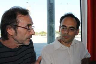 Ruben Pellejero et Juan Díaz Canales