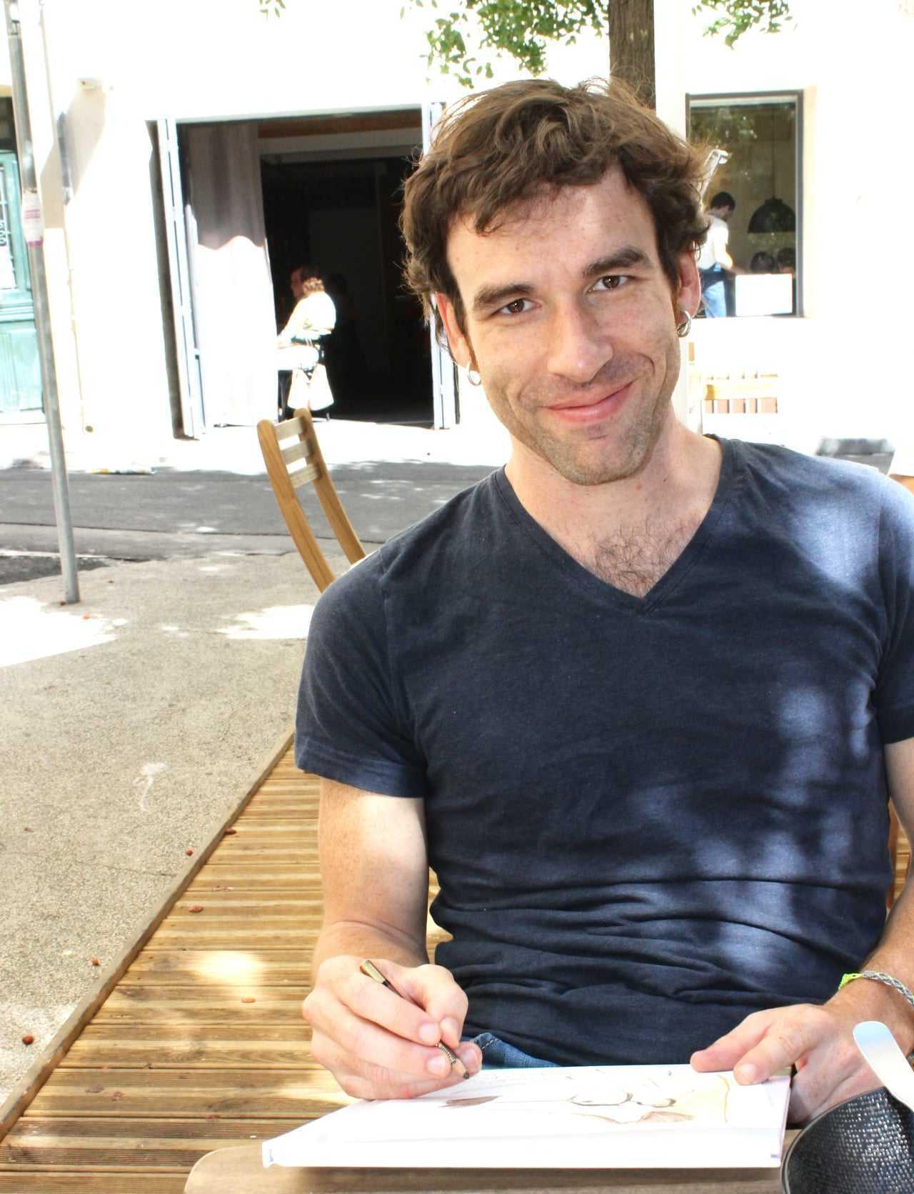 Interview : Jordi Lafebre et de Beaux Étés tendres et enchantés