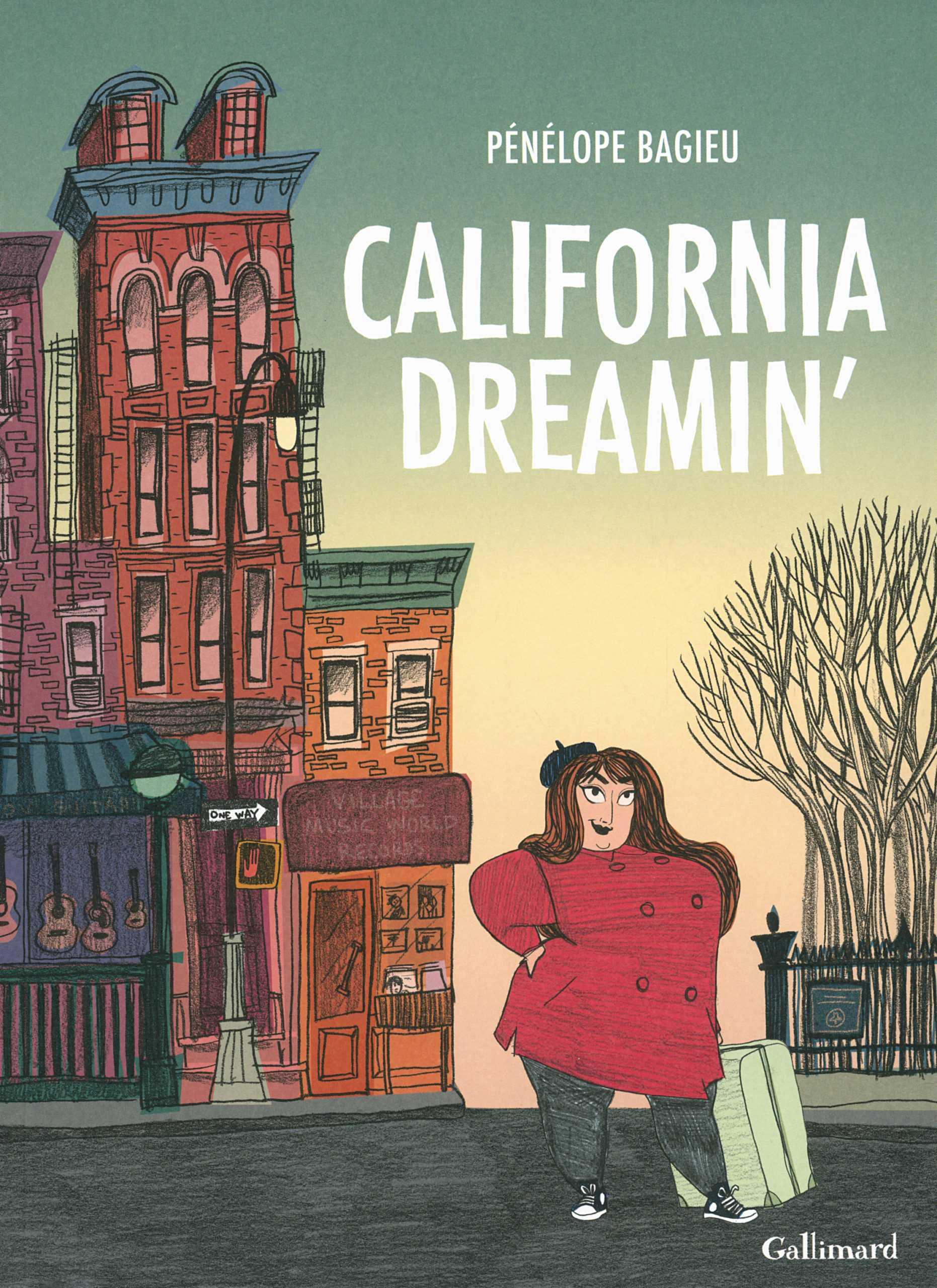 California Dreamin', d'Ellen Cohen à Mama Cass