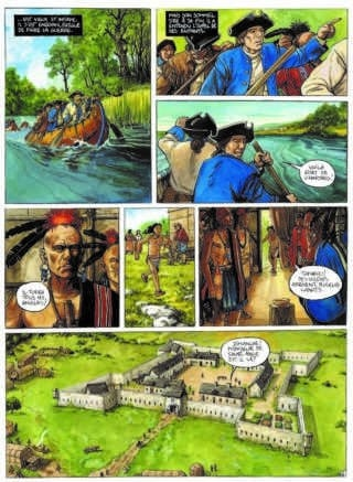 Capitaine Perdu