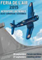 Feria de l'Air à Nîmes Garons les 26 et 27 septembre avec les rois de la BD aéronautique et des avions mythiques
