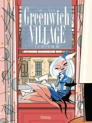 Greenwich Village, Antonio Lapone signe une comédie charmante et expose chez Champaka
