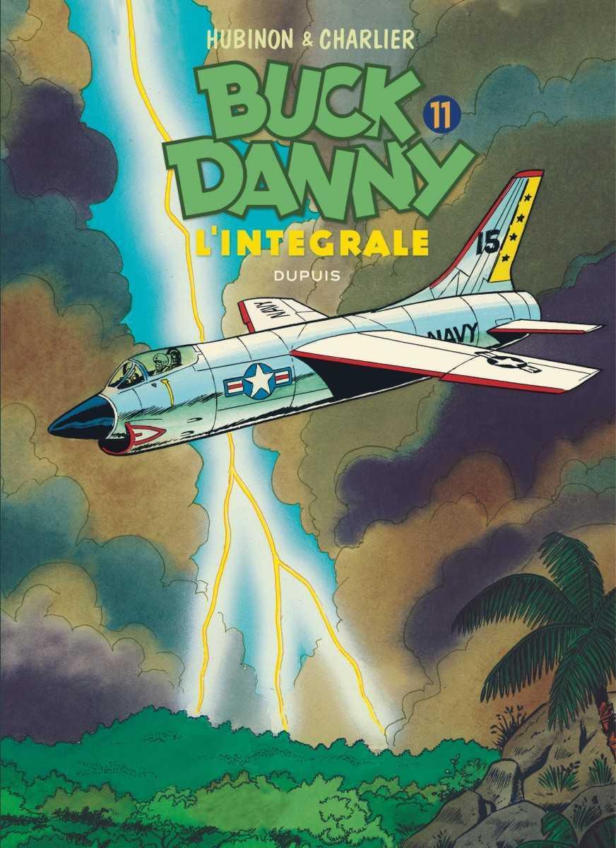 Buck Danny, l'intégrale 11, le décès d'Hubinon