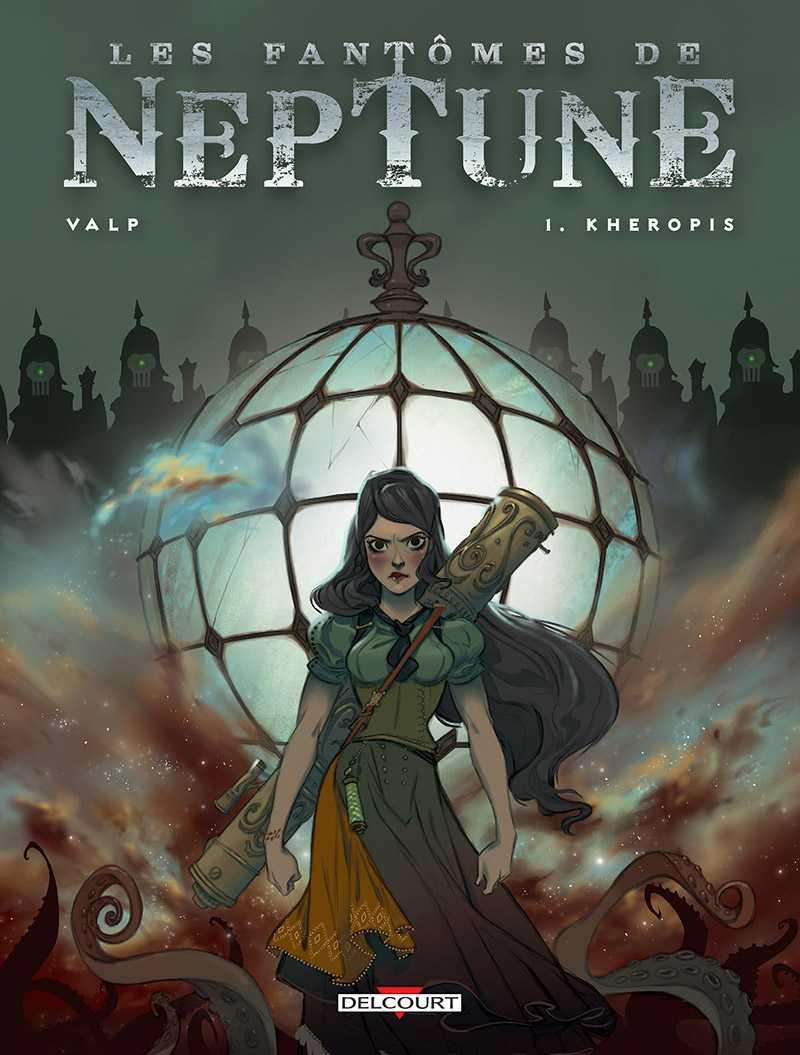 Les Fantômes de Neptune, Jules Verne n'aurait pas renié Valp