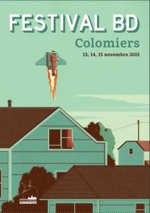 Festival BD de Colomiers 2015