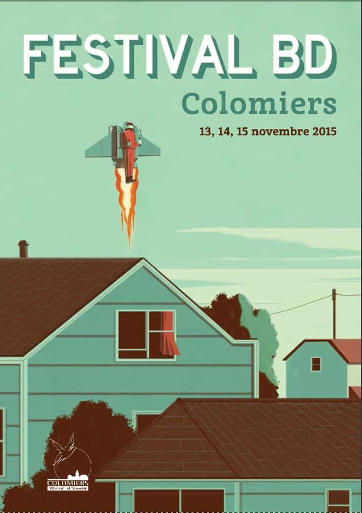 Festival BD de Colomiers, c'est les 13, 14 et 15 novembre