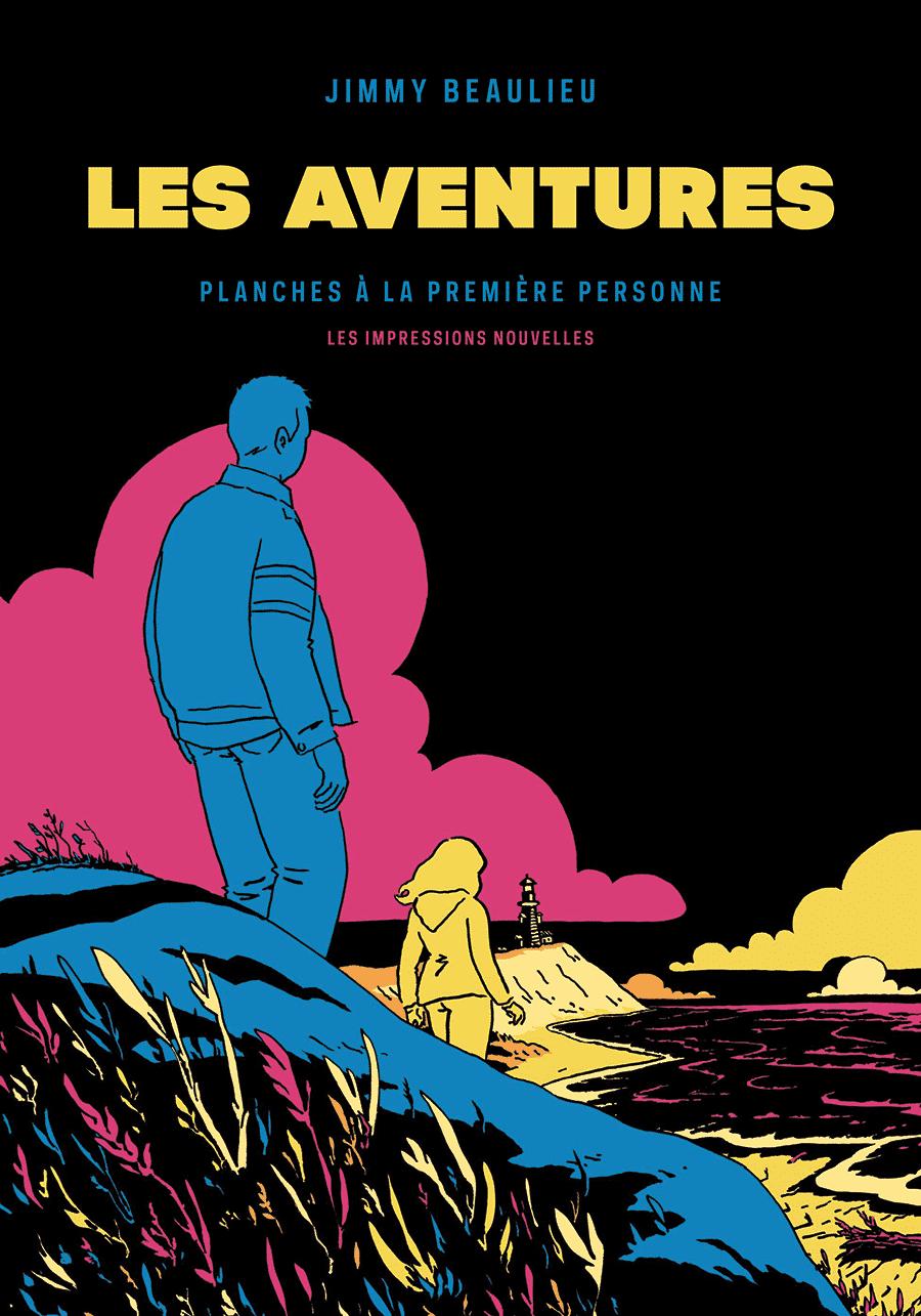 Jimmy Beaulieu et ses Aventures prix ACBD de la BD québécoise