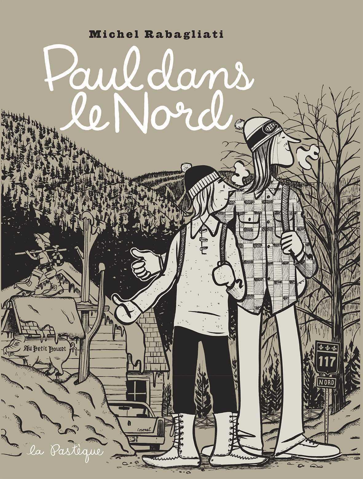Paul dans le Nord, premier grand amour