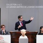 1.563.000 € chez Sotheby's pour une double planche d'Hergé de Tintin Le Sceptre d'Ottokar, 1939