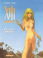 XIII Mystery T9, Felicity Brown veuve noire au baiser mortel