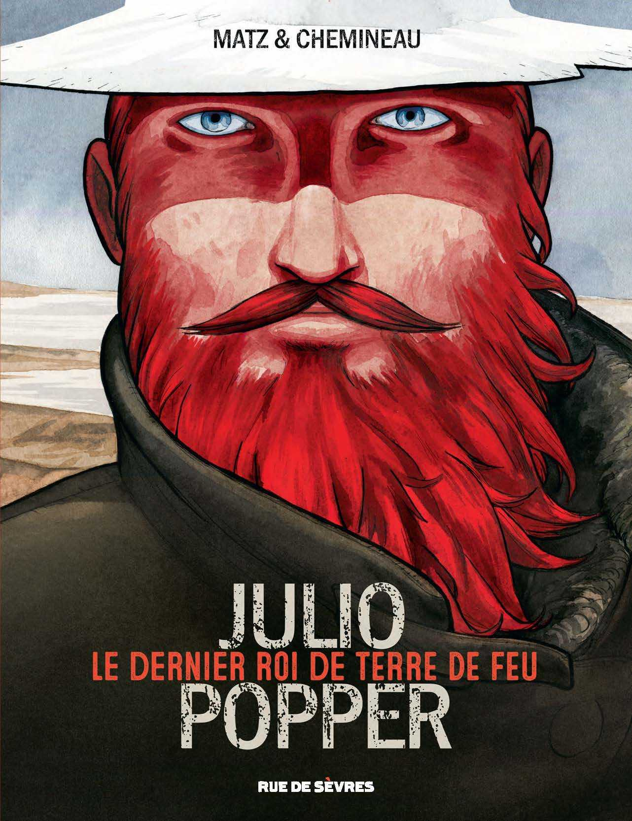 Julio Popper, aventurier du bout du monde