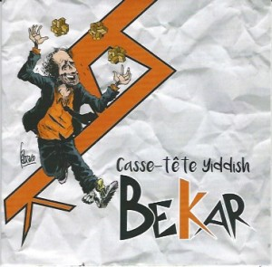 Casse-tête Yiddish