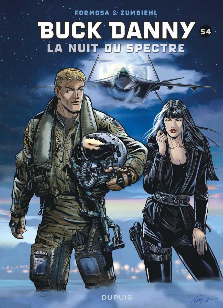 Buck Danny, La Nuit du spectre, retour aux fondamentaux avec Formosa et Zumbiehl