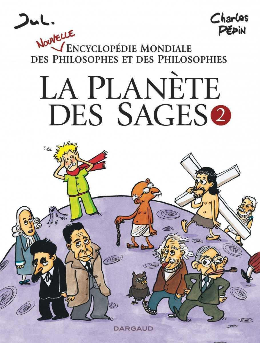 La Planète des sages 2, Jul et Pépin pour une belle galerie
