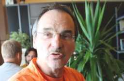 Frank Giroud à Saint-Malo. JLT ®