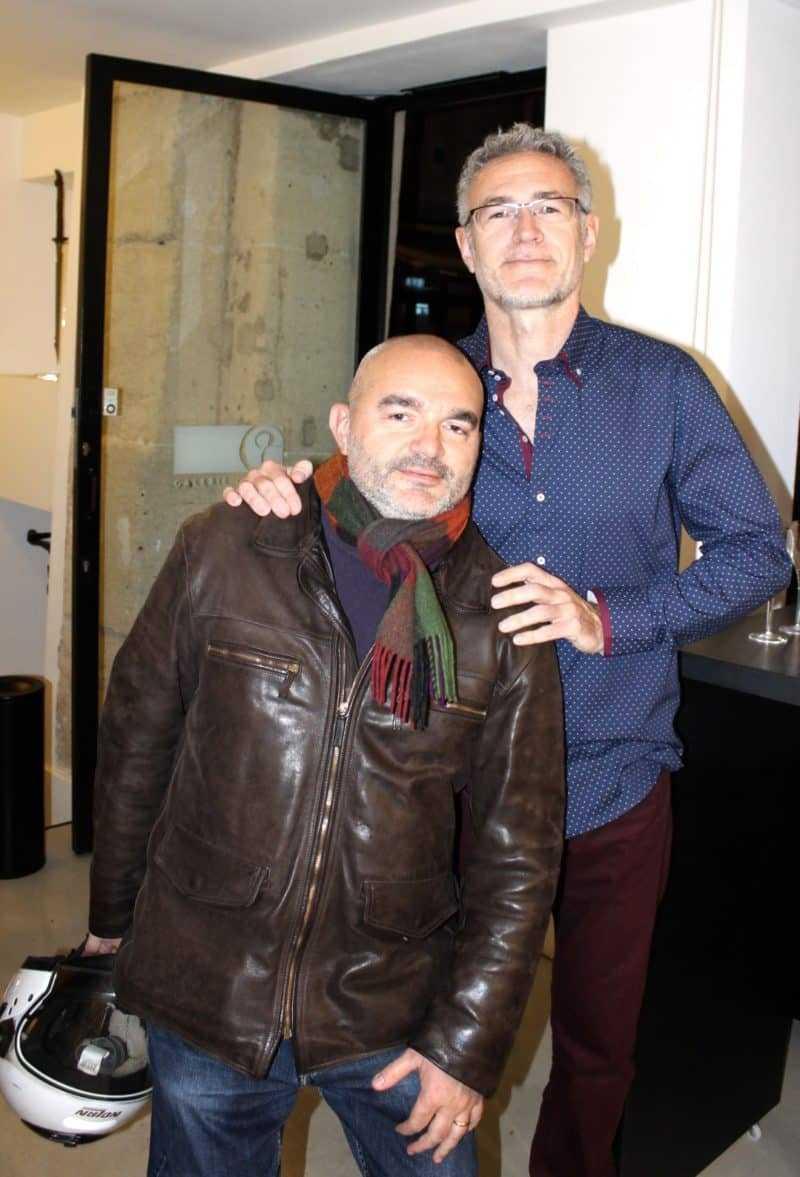 Matz et Philippe Xavier
