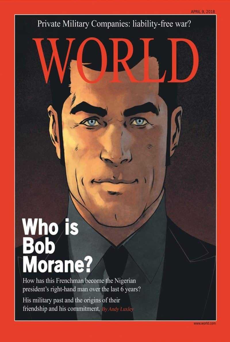 Who is Bob Morane ?