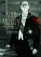 Cher pays de notre enfance de Collombat et Davodeau prix du public Cultura à Angoulême