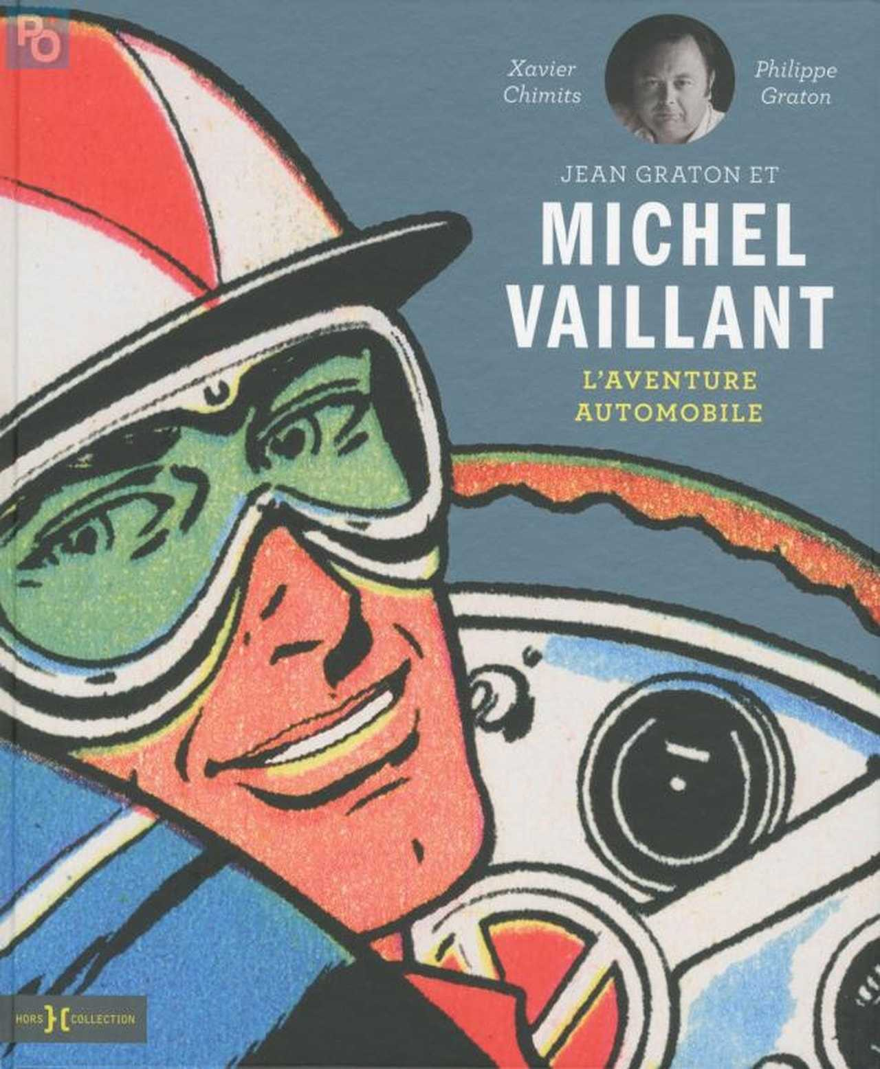 Jean Graton et Michel Vaillant, l'aventure automobile, chez Hors Collection et Collapsus, un nouvel album