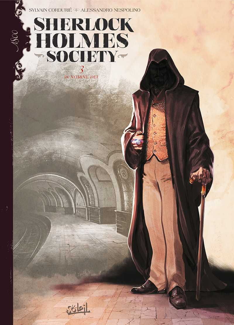 Sherlock Holmes Society T3, des fanatiques religieux