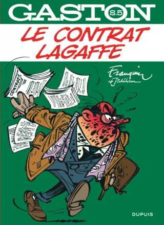 Gaston, le contrat Lagaffe, un classique pour le plaisir