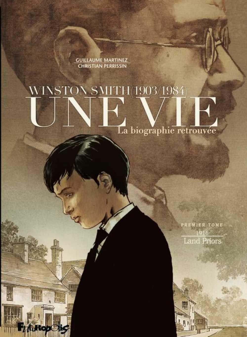 Une Vie, la biographie retrouvée d'un certain Winston Smith