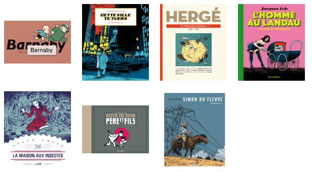 Angoulême 2016, les sélections polar et patrimoine