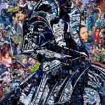 Mr Garcin rend hommage à Darth Vader et vend avec Arludik sur ebay