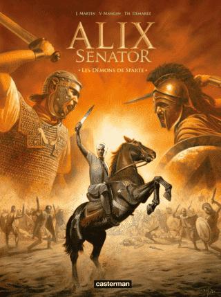 Alix Senator T4, des démons de Sparte à la Pythie