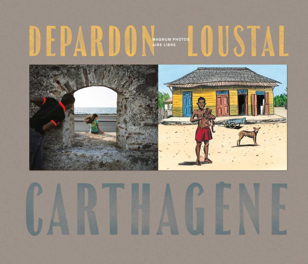 Carthagène, Depardon et Loustal à la découverte d'une ville mélancolique