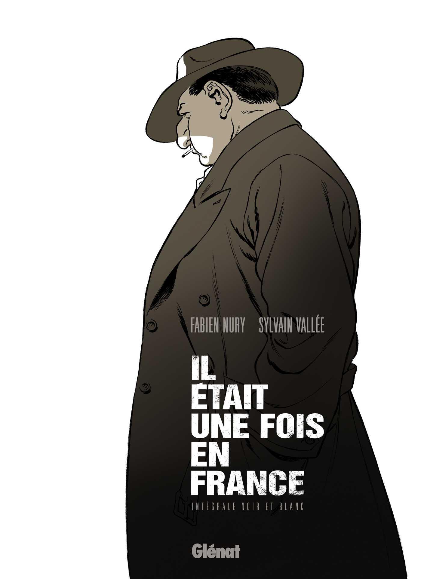 Il était une fois en France, un tirage superbe et unique en noir et blanc